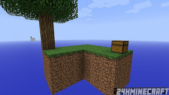 SkyBlock Map