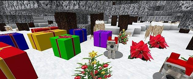 Zedercraft-christmas-hd-pack