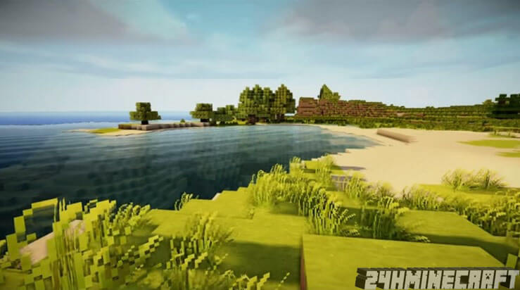 Chocapic13 Shaders Mod 1.8