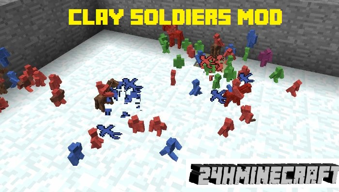 Clay Soldiers Mod
