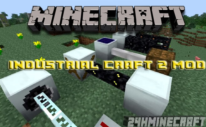 Industrial Craft 2 Mod