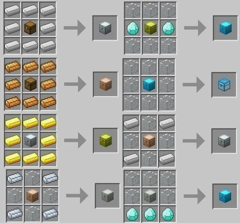 Iron Chests Mod For Minecraft 1 11 1 10 2 1 9 4 1 8 9