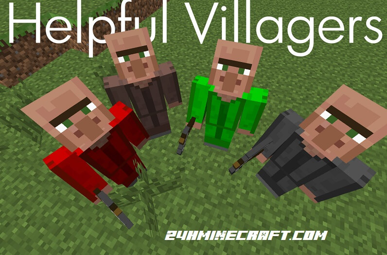 helpful-villagers-mod