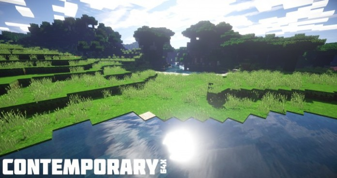 Contemporary 64×64 Resource Pack (1.10.2/1.9.4)