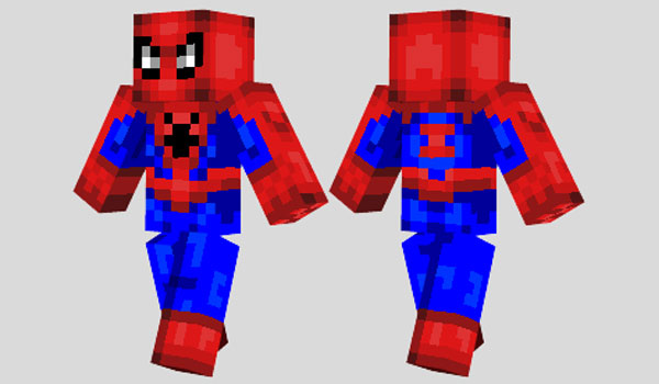 spiderman-skin