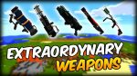 extraordinary-weapons-mod-for-minecraft-logo
