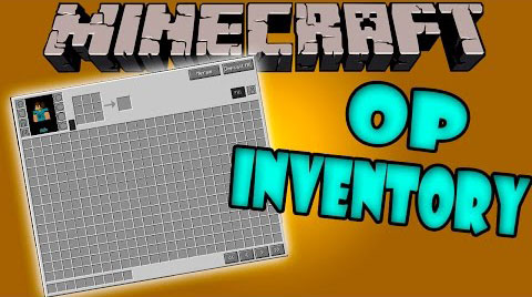 Overpowered Inventory Mod (1.11/1.10.2/1.9.4)
