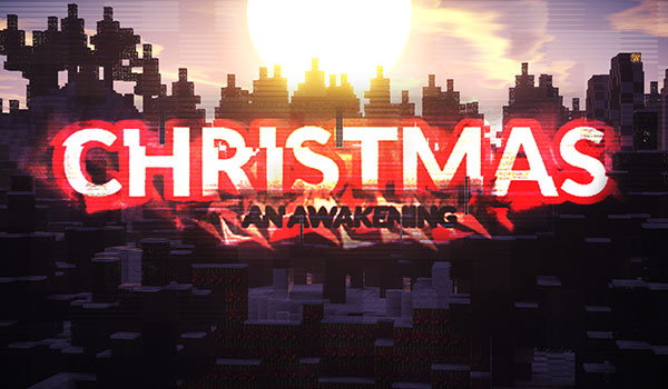 Christmas Anawakening Map for Minecraft (1.11/1.8)
