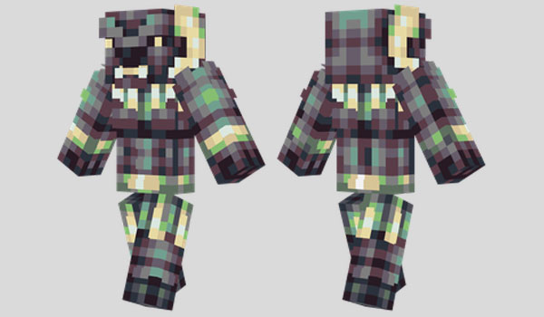 Minotaur Skin for Minecraft