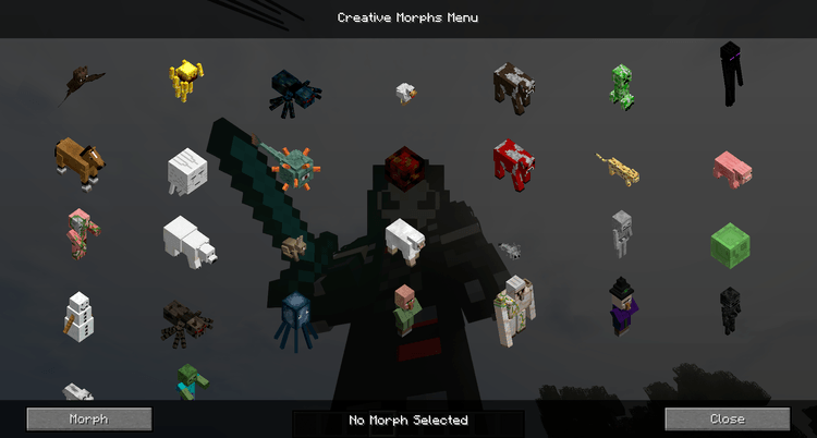 Metamorpth-Mod-for-Minecraft-2